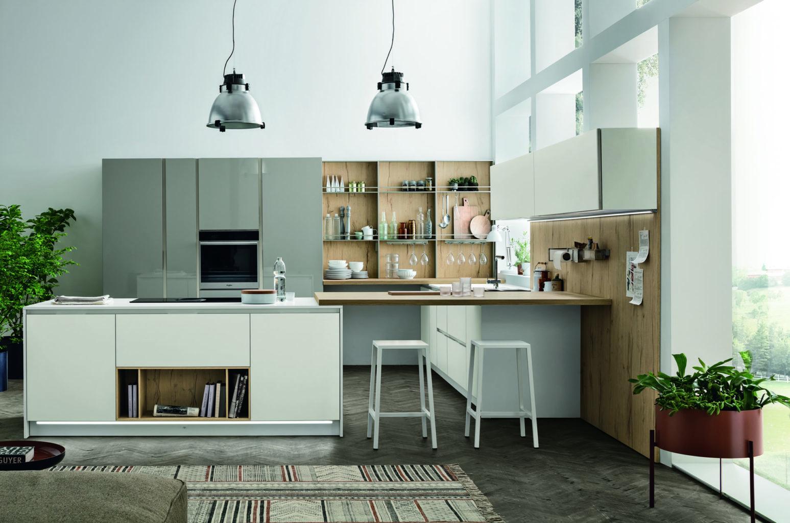 Stosa cucine moderne aleve