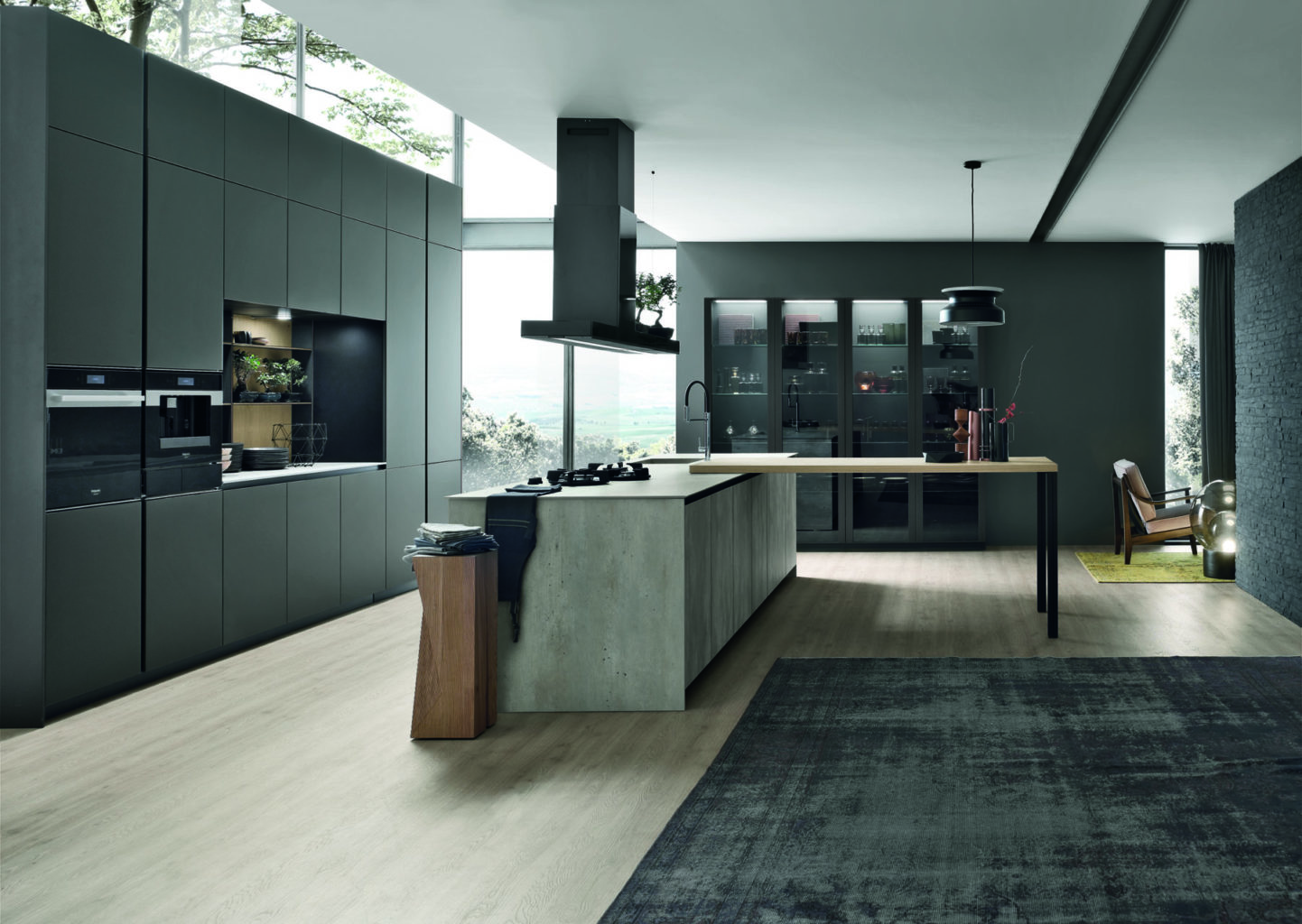 Stosa cucine moderne Aliant