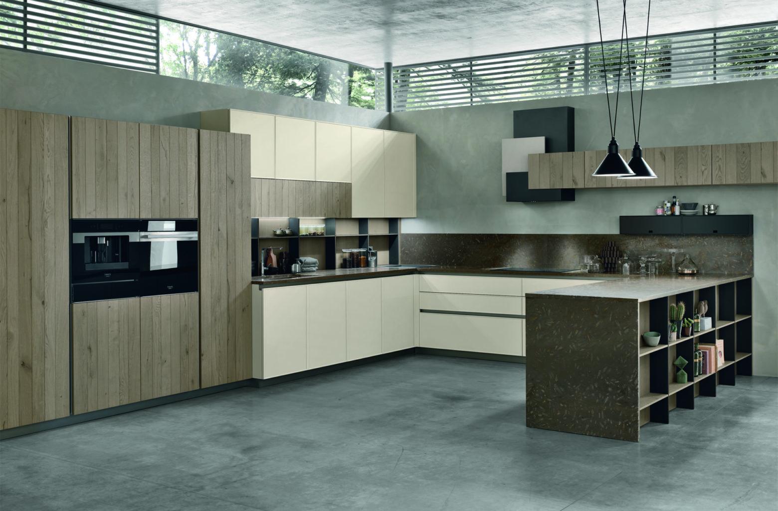 Stosa cucine moderne Frame